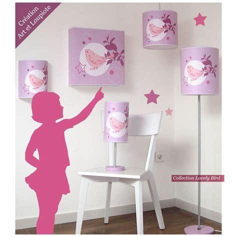 décoration chambre de bébé garçon applique murale plume chambre fille par loupiote