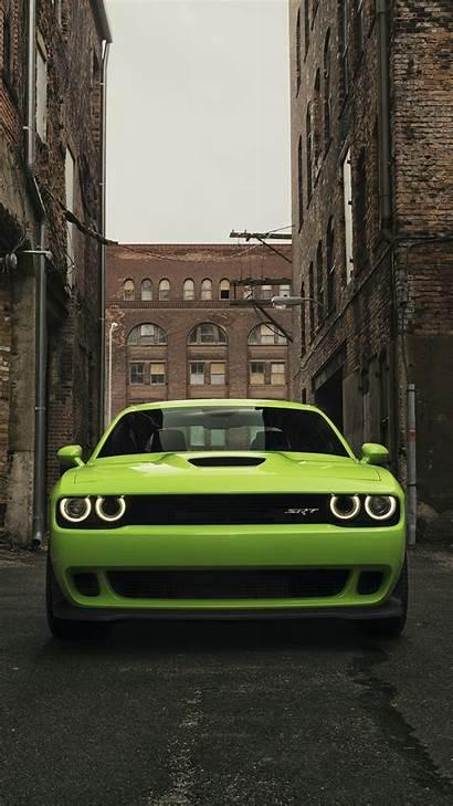 Dodge Challenger Hellcat Iphone Srt Wallpapers Charger