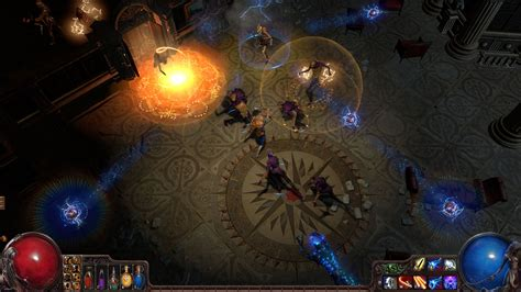 path of exile geforce