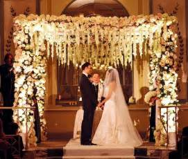 garden inspired chuppah wedding canopy wedding planning