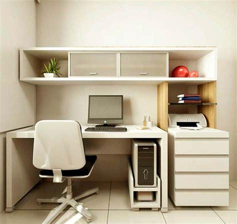 desain model meja kerja minimalis  rumah
