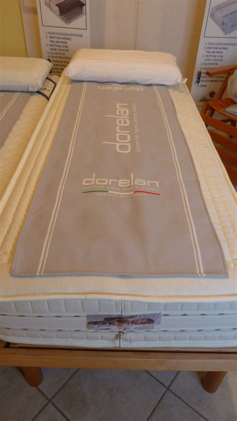 prezzi materasso materasso dorelan olimpic scontato 50 materassi a