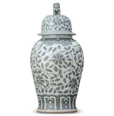 oversized vintage wall jiangjun vintage style porcelain grey painted