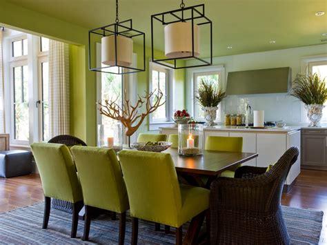 green kitchen diner photo page hgtv 1406