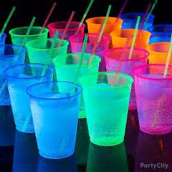 themed house decor 25 best neon party foods ideas on neon party