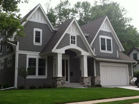 Exterior+house+color+schemes  Barrier Exteriors Minnesota