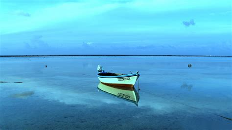 Water Boat by Boat On Still Water In The Maldives 937421 Wallpapers13