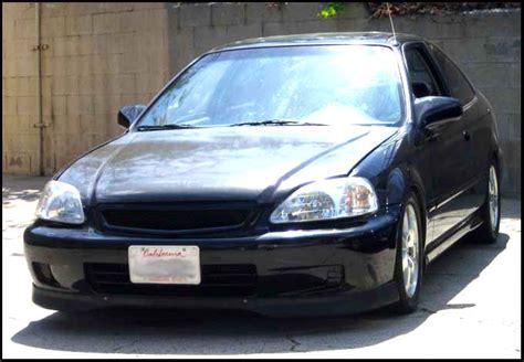 96 Honda Civic Ex