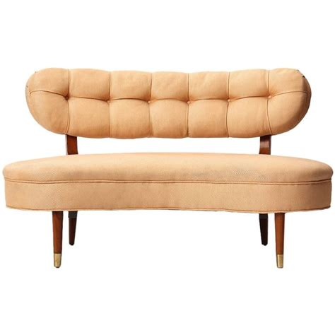 Settee Design by Settee By Edward Wormley For Dunbar Ca1950 S 20th C