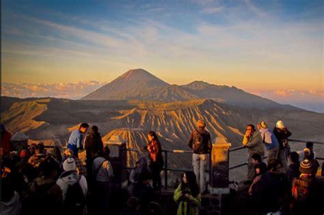 sejarah harga tiket  lokasi wisata gunung bromo jawa