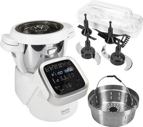 Krups Multifunktionsküchenmaschine Mit Kochfunktion
