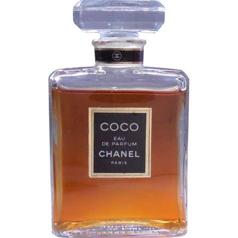 patchouli effusion l vintage coco chanel eau de parfum 1 7 fl ounce glass