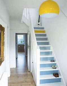 les 25 meilleures idees de la categorie peinture de l With delightful peindre des escaliers en bois 8 les 25 meilleures idees de la categorie escaliers peints
