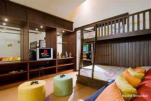 Novotel Benoa Bali Family Suite Children Room Photo