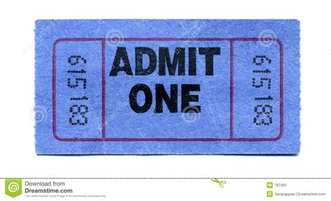 concert ticket stock image image