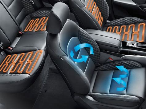 What Suvs Have Air Cooled Seats 2014