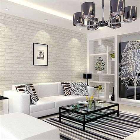 modern interior design ideas  brighten  brick walls