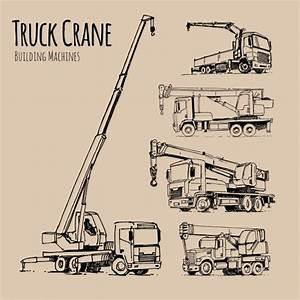 U1408 Crane Truck Stock Pictures  Royalty Free A Crane Truck