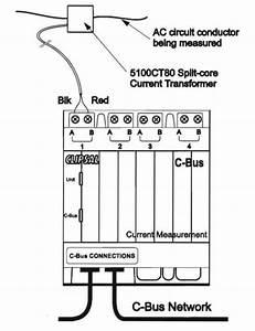 Clipsal C Bus Wiring Diagram