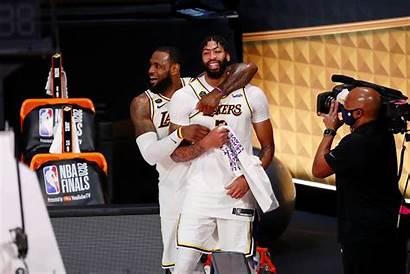 Lakers Lebron James Finals Nba Davis Anthony