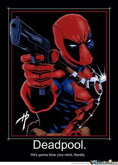 Memes Deadpool - deadpool s awesome by halloweenqueen meme center