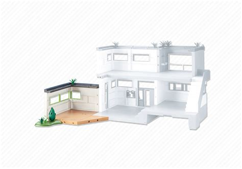 extension villa moderne playmobil playmobil set 6389 extension for modern luxury mansion