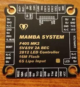 Uart1 Pads On Mamba F405 Mk2   Diydrones
