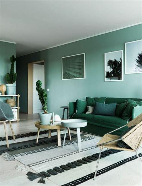 peinture pour cuir canapé quelle couleur pour un salon 80 idées en photos