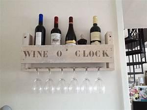 Porte Bouteille Vin : tag re porte verres et bouteilles de vin meubles et ~ Melissatoandfro.com Idées de Décoration