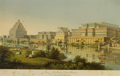 astounding ancient assyria  grand palace