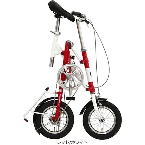 MOBILLY ONE FDB120-X 12インチ 折りたたみ自転車