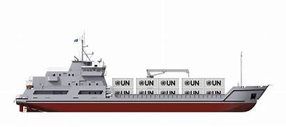 Landing Ship Logistic Damen Ships Naval Services