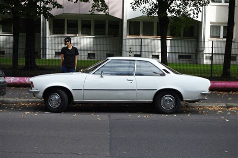 opel rekord d coupe cohort outtake opel rekord d coupe with owner ich liebe dich chuck