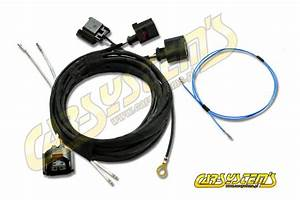 Vw Polo 6c - Fog Light   Led Drl Wiring Harness