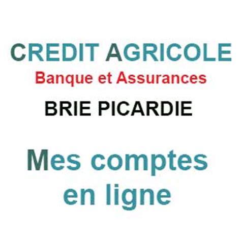 www ca briepicardie fr ca brie picardie consultation compte