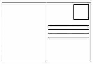 Tim van de vall comics printables for kids for Blank postcard template