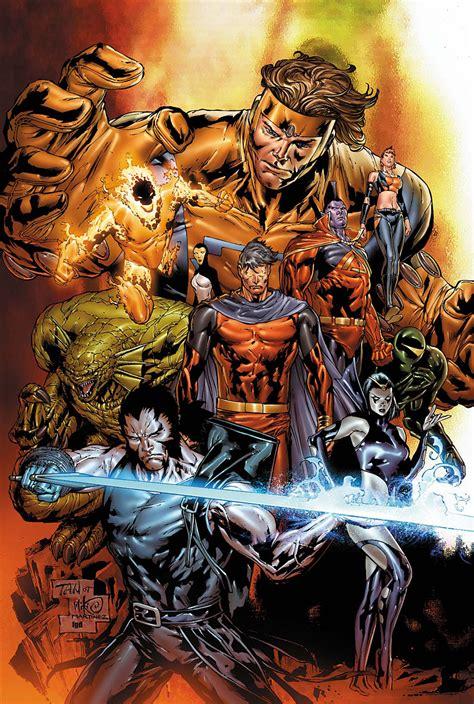 justice league  shiar imperial guard battles comic