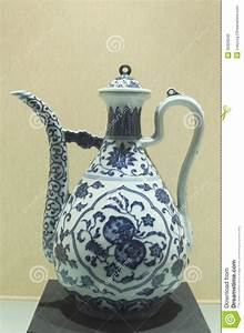 The Ancient Chinese Porcelain Stock Photography - Image ...