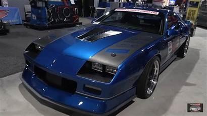 Camaro Detroit Speed Iroc Gen 1987 3rd