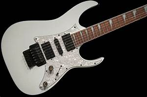 Ibanez Rg Series Rg350dx White Electric Guitar Only 606559781010