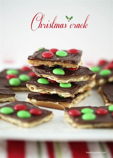 recipe for christmas christmas crack toffee recipe i heart nap time