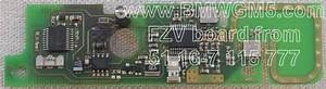 Bmw E46 Electrochromatic Mirror 315mhz Fzv Home Link Sos