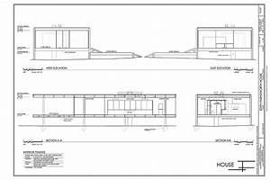 Mies Van Der Rohe Farnsworth House Plan : 1000 images about architects mies van der rohe on pinterest home terrace and snow ~ Markanthonyermac.com Haus und Dekorationen