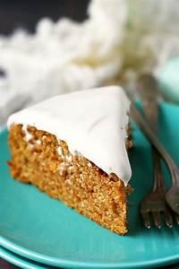 tarta de zanahoria con crema de queso vegano postres With pastel vegano de zanahoria con queso crema de anacardos