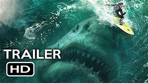 The Meg Official Trailer #1 (2018) Jason Statham, Ruby