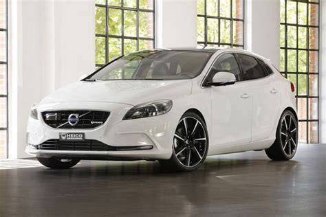 heico sportiv volvo  offers  driving excitement