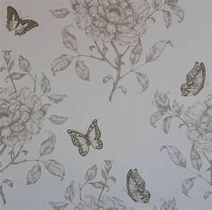 Papier Peint Papillon Oiseau : patchwork de papier peint ~ Zukunftsfamilie.com Idées de Décoration
