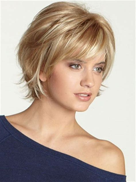 short layered hairstyles  bangs hair styles hair
