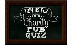 Charity Pub Quiz