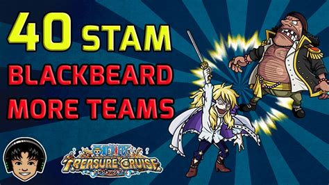 Walkthrough For Blackbeard 40 Stamina Raid
